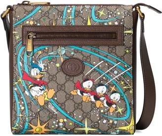 Gucci Disney x Donald Duck messenger bag
