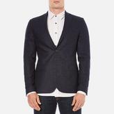 J. Lindeberg Men's Hopper Silk Tweed Jacket