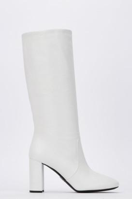 Prada Madras Boots