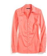 Tommy Hilfiger Final Sale- Solid Stretch Shirt