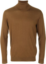 Laneus roll-neck sweater