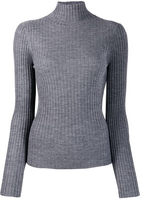 Plan C Turtleneck Wool Jumper