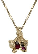 Imogen Belfield 9ct Yellow Gold Rocks Necklace of 42.5cm
