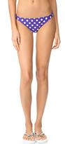 Kate Spade Polka Dot Classic Bikini Bottoms