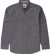 Billabong Men's All Day Chambray Woven Short Sleeve Shirt