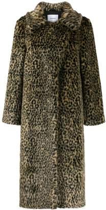 Dondup fantasy fur coat