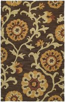 Kaleen Rugs 6101-49-79 Carriage Hand-Tufted Area Rug