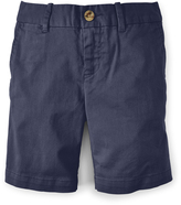 Ralph Lauren Aviator Navy Stretch Chino Bermuda Shorts - Toddler & Girls