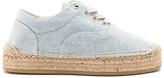 MM6 MAISON MARGIELA Espadrille in Baby Blue. - size 36 (also in 37,38,39,40)