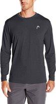 Head Men's Long Sleeve Performance Hypertek T-Shirt