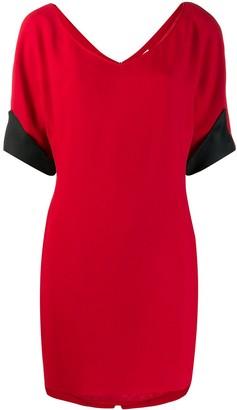 Gianfranco Ferré Pre-Owned mini T-shirt dress