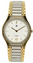 Givenchy 621 Stainless Steel & Gold Plated 32mm Mens Watch