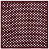 Eton Polka Dot Pocket Square