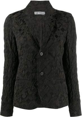Issey Miyake blazer jacket