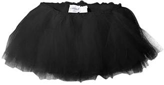 Capezio Waiting For A Prince Tutu Skirt (Toddler/Little Kids/Big Kids) (Black) Girl's Skirt