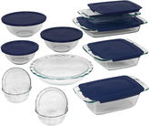 Pyrex 19-pc. Set Easy-Grab Bakeware Set