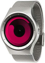 "Ziiiro Stainless Steel Watch ""Mercury"""