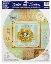 Bed Bath & Beyond Toilet Tattoos® Home Collage in Round