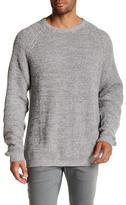 Weatherproof Marled Shaker Knit Sweater