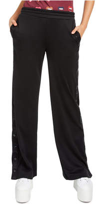 Juicy Couture Side-Snap Track Pants