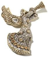 "Heidi Daus Divine Messenger"" Crystal Angel Pin"