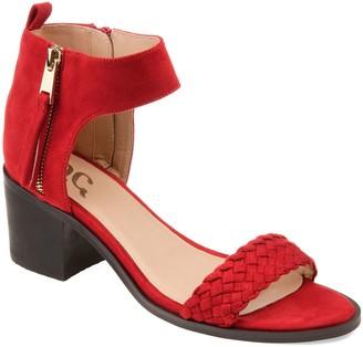 Journee Collection Hunter Women's High Heel Sandals