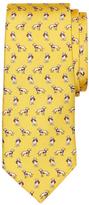 Brooks Brothers Dog Print Tie