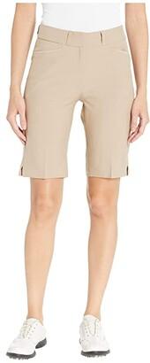 adidas Club Bermuda Shorts (Black) Women's Shorts
