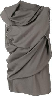 Rick Owens knotted top