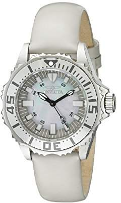 Invicta Women's 18494 Pro Diver Analog Display Swiss Quartz Grey Watch