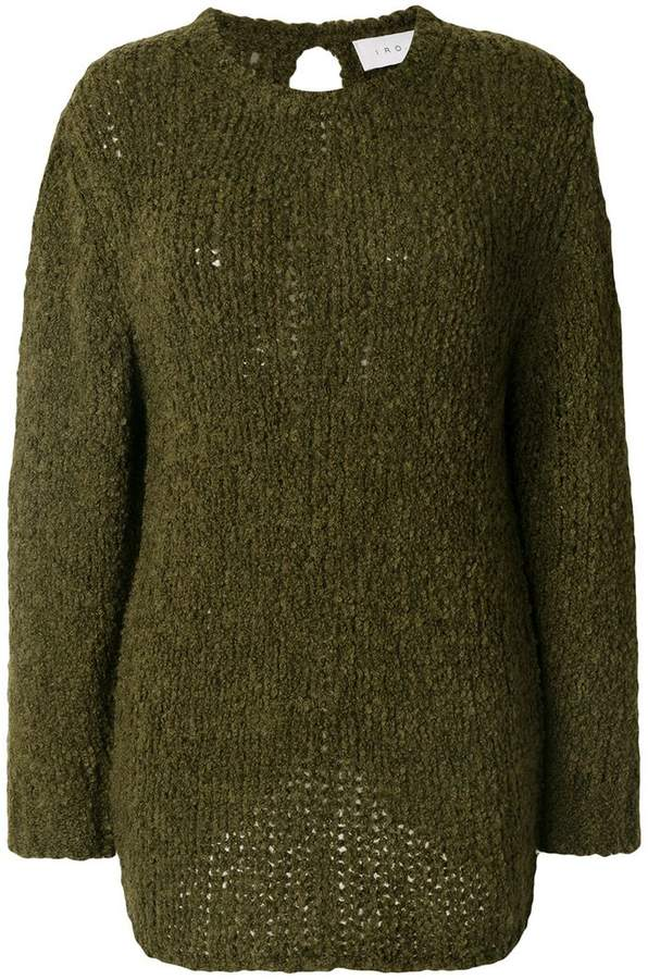 IRO loose knitted top