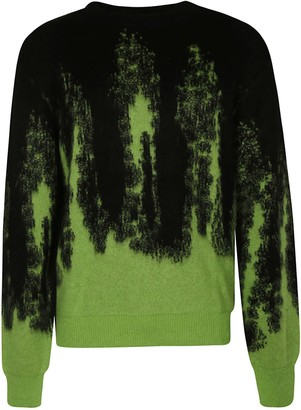 MSGM Round Neck Jumper