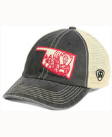 Top of the World Oklahoma Sooners Heritage Collection Mesh Trucker Cap