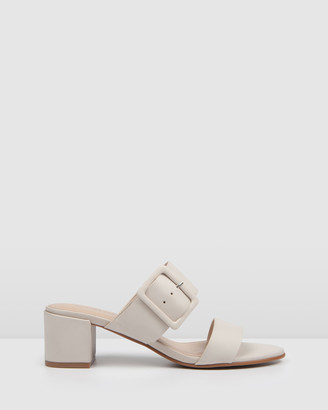 Jo Mercer - Women's Neutrals Strappy sandals - Rain Low Slides - Size One Size, 37 at The Iconic