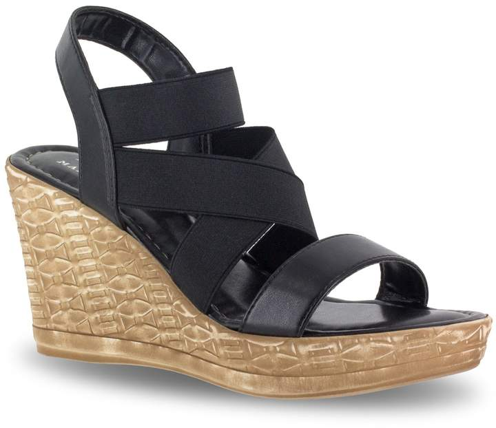 Easy Street Shoes Tuscany by Felisa Women's Wedge Sandals