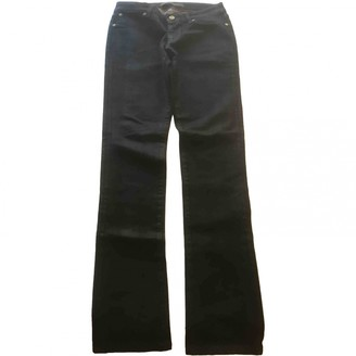 Superfine Black Denim - Jeans Trousers for Women