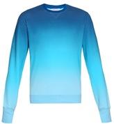 Orlebar Brown Morley Ombré Cotton Sweater