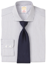 Brooks Brothers Golden Fleece® Madison Fit Double Stripe Dress Shirt