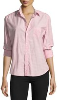Frank And Eileen Eileen Striped Button-Front Shirt