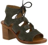 Bella Vita Women's Bre-Italy Ghillie Tie Sandal