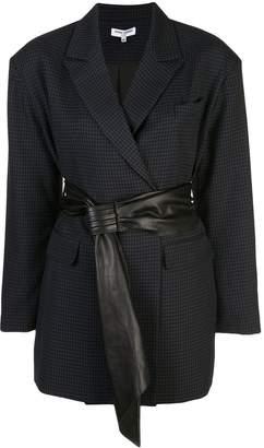 Opening Ceremony belted blazer