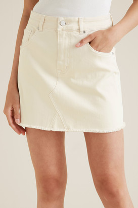 Seed Heritage Denim Skirt