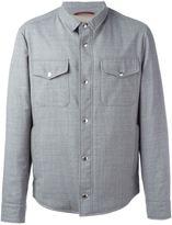 Brunello Cucinelli classic shirt jacket