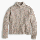 J.Crew Mockneck sweater in Italian yarn