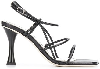 Proenza Schouler strappy high heel sandals