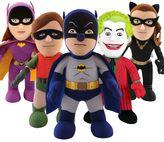 Bleacher creatures DC Comics Batman '66 Batman, Robin, Joker, Batgirl & Catwoman 10-in. Plush Figures by Bleacher Creatures
