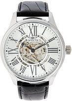 Invicta 22566 Vintage Collection Silver-Tone & Black Watch
