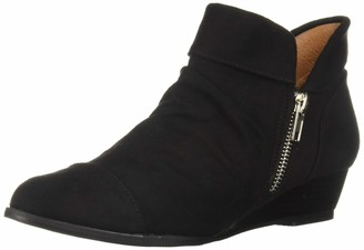 LFL by Lust for Life Women's LL-Earth Ankle Boot