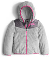 The North Face Oso Hooded Fleece Jacket, Size 2-4