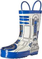 Western Chief Kids Star Wars R2D2 Rain Boots
